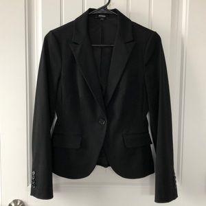 Express black suit blazer size 2